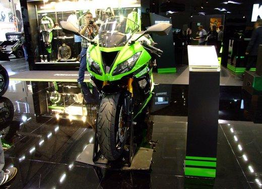 Kawasaki Ninja ZX-6R video ufficiale - Foto 4 di 34