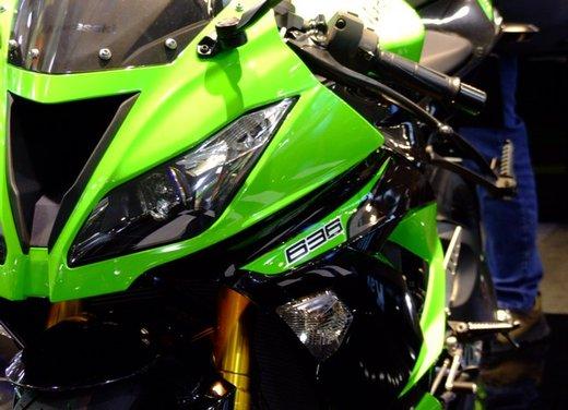 Kawasaki Ninja ZX-6R video ufficiale - Foto 5 di 34