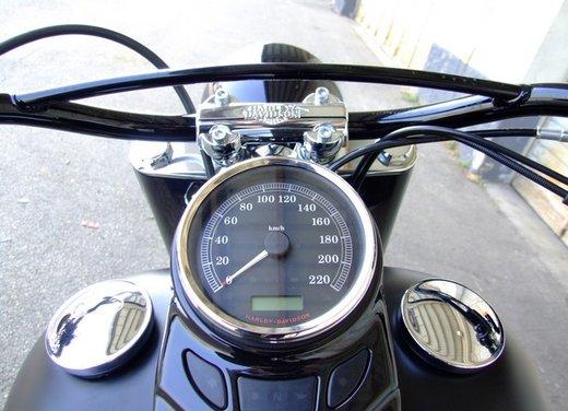 Harley-Davidson Softail Slim, la prova su strada - Foto 6 di 20