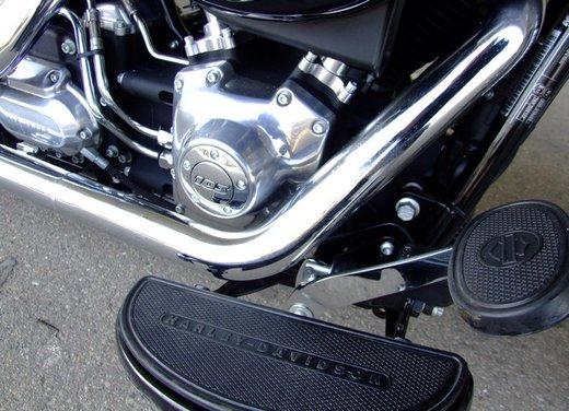 Harley-Davidson Softail Slim, la prova su strada - Foto 10 di 20