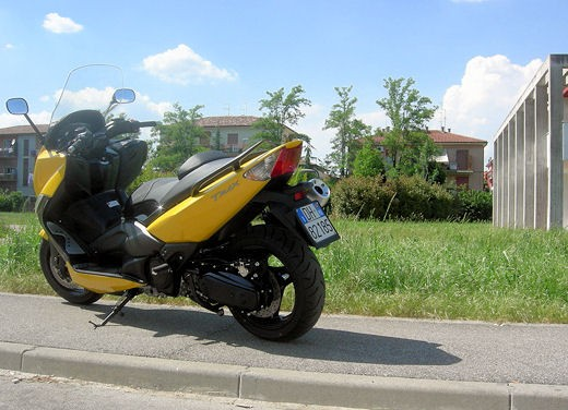 Yamaha T-Max 500 – Long Test Ride - Foto 4 di 25