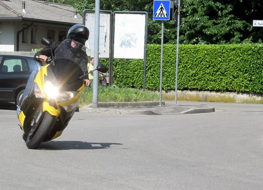 Yamaha T-Max 500 – Long Test Ride - Foto 10 di 25