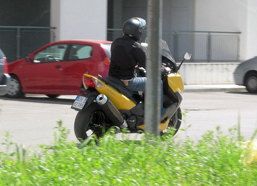 Yamaha T-Max 500 – Long Test Ride - Foto 11 di 25