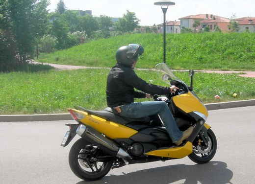 Yamaha T-Max 500 – Long Test Ride - Foto 12 di 25