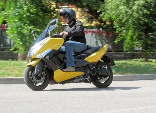 Yamaha T-Max 500 – Long Test Ride