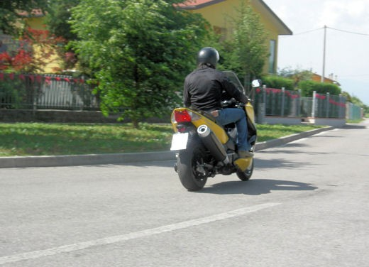 Yamaha T-Max 500 – Long Test Ride - Foto 15 di 25