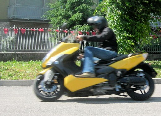Yamaha T-Max 500 – Long Test Ride - Foto 16 di 25