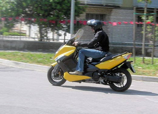 Yamaha T-Max 500 – Long Test Ride - Foto 18 di 25