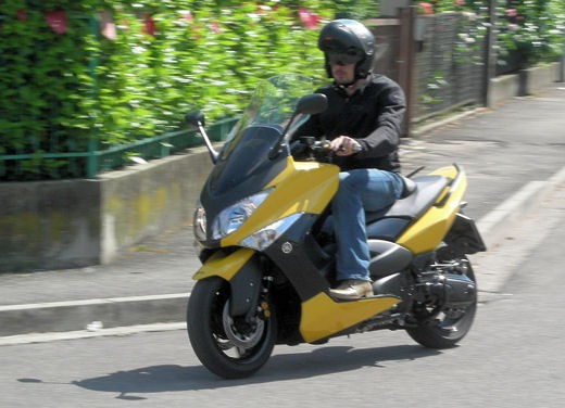 Yamaha T-Max 500 – Long Test Ride - Foto 19 di 25