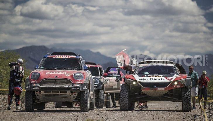 Dakar 2019 date, tappe, percorso e concorrenti - Foto 2 di 8