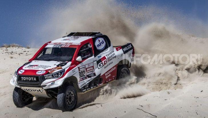 Dakar 2019 date, tappe, percorso e concorrenti - Foto 3 di 8