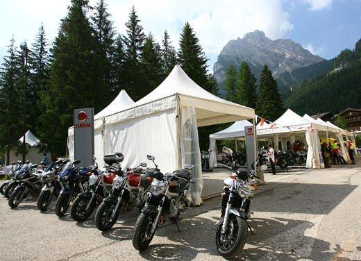 Dolomiti Ride 2011: a Canazei dal 24 al 26 giugno in sella alla Yamaha - Foto 11 di 15