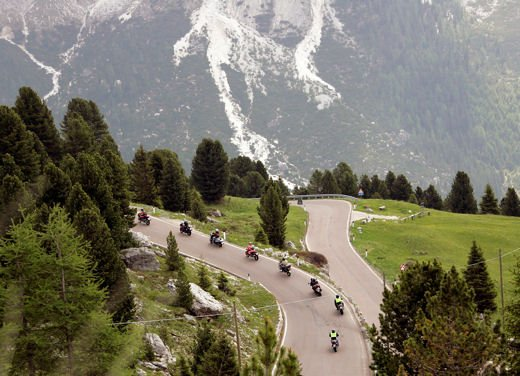 Dolomiti Ride 2011: a Canazei dal 24 al 26 giugno in sella alla Yamaha - Foto 12 di 15
