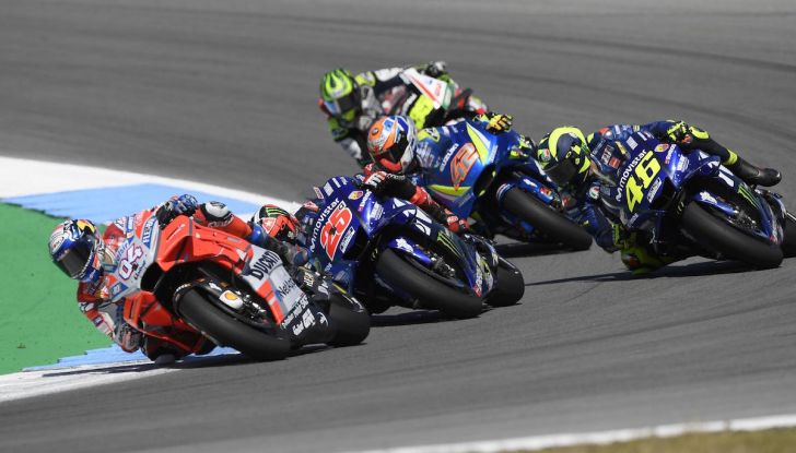 Orari MotoGP Assen 2019, il GP d'Olanda in chiaro su TV8 e Sky Sport MotoGP - Foto 10 di 18