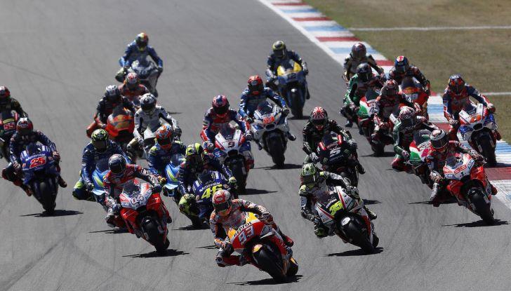 Orari MotoGP Assen 2019, il GP d'Olanda in chiaro su TV8 e Sky Sport MotoGP - Foto 12 di 18