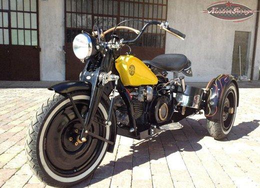 Moto Guzzi Ercole 500 Rusty by Dromo Bike