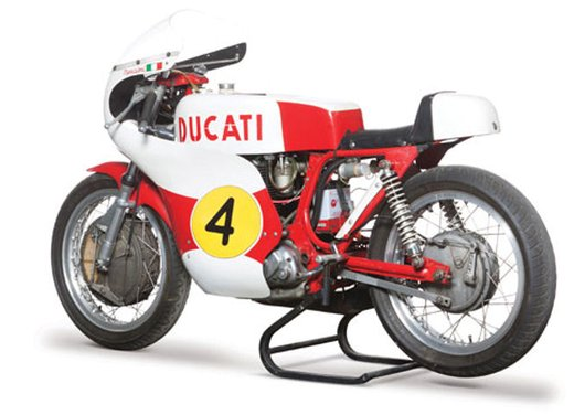 Ducati all'asta 100 moto della Collezione Saltarelli - Foto 6 di 25