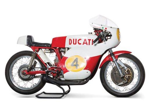 Ducati all'asta 100 moto della Collezione Saltarelli - Foto 7 di 25