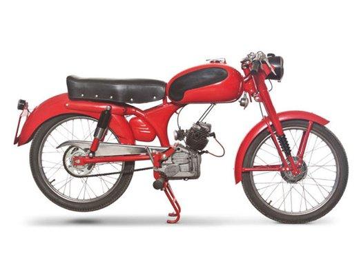 Ducati all'asta 100 moto della Collezione Saltarelli - Foto 4 di 25