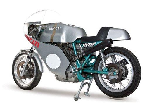 Ducati all'asta 100 moto della Collezione Saltarelli - Foto 10 di 25
