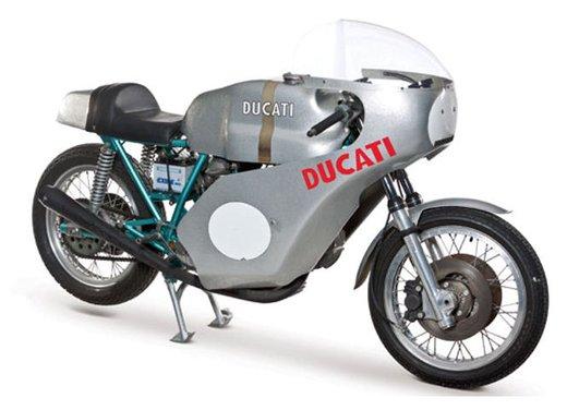 Ducati all'asta 100 moto della Collezione Saltarelli - Foto 11 di 25