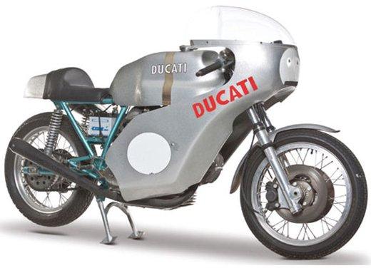 Ducati all'asta 100 moto della Collezione Saltarelli - Foto 12 di 25