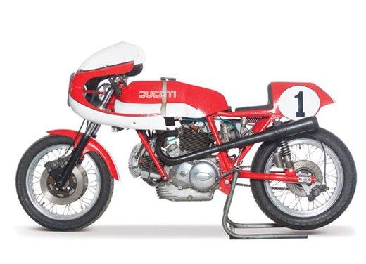 Ducati all'asta 100 moto della Collezione Saltarelli - Foto 14 di 25