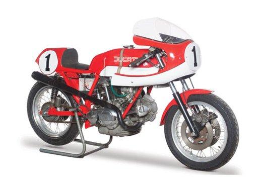 Ducati all'asta 100 moto della Collezione Saltarelli - Foto 15 di 25
