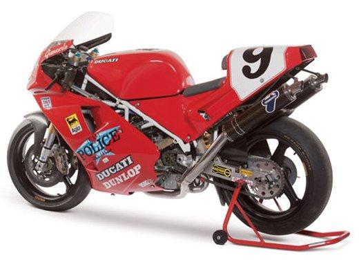Ducati all'asta 100 moto della Collezione Saltarelli - Foto 17 di 25