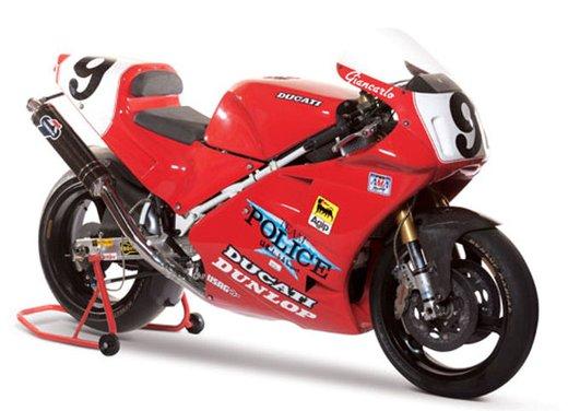 Ducati all'asta 100 moto della Collezione Saltarelli - Foto 18 di 25
