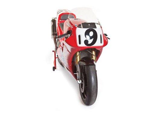 Ducati all'asta 100 moto della Collezione Saltarelli - Foto 21 di 25
