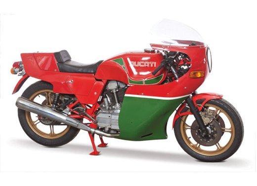 Ducati all'asta 100 moto della Collezione Saltarelli - Foto 13 di 25