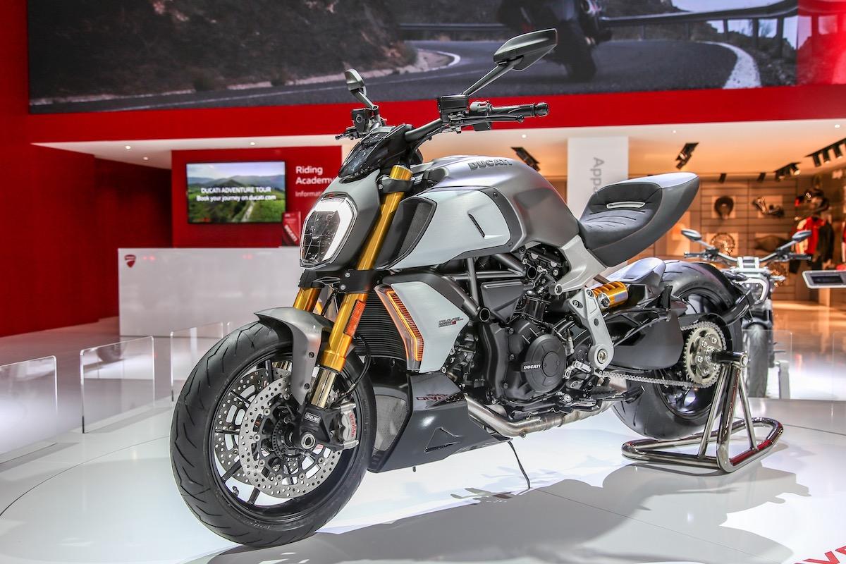 EICMA 2018, tutte le novità Ducati da Panigale V4 R alla nuova gamma 950 - Foto 29 di 33