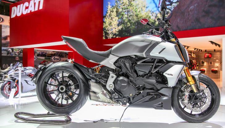 EICMA 2018, tutte le novità Ducati da Panigale V4 R alla nuova gamma 950 - Foto 27 di 33