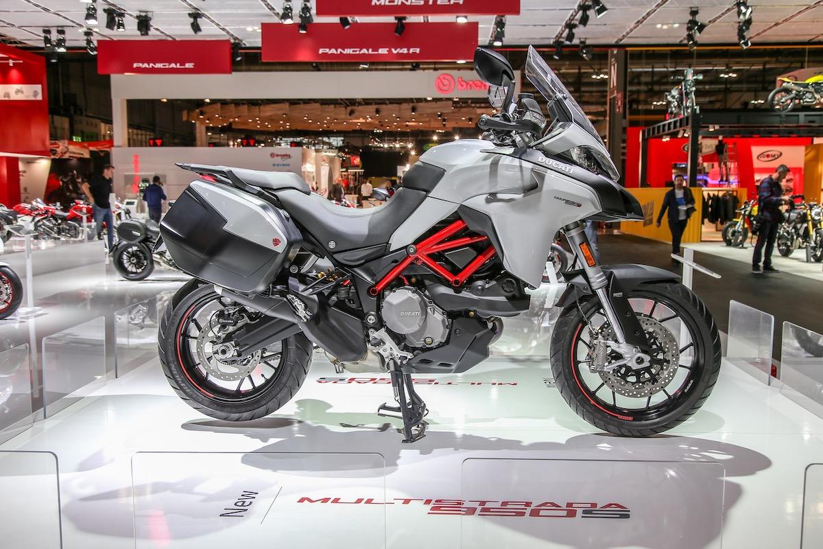 EICMA 2018, tutte le novità Ducati da Panigale V4 R alla nuova gamma 950 - Foto 26 di 33