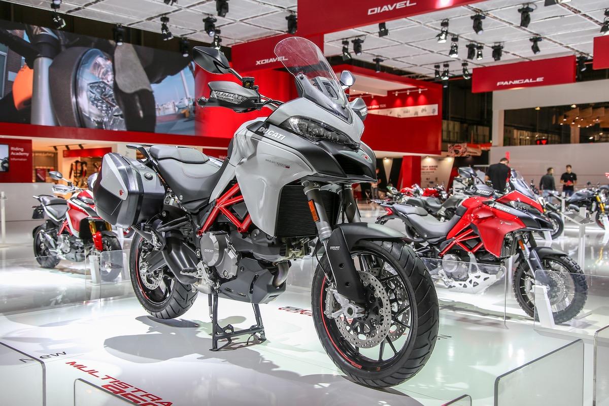 EICMA 2018, tutte le novità Ducati da Panigale V4 R alla nuova gamma 950 - Foto 25 di 33