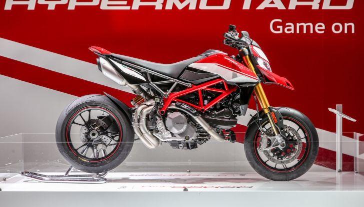 EICMA 2018, tutte le novità Ducati da Panigale V4 R alla nuova gamma 950 - Foto 23 di 33