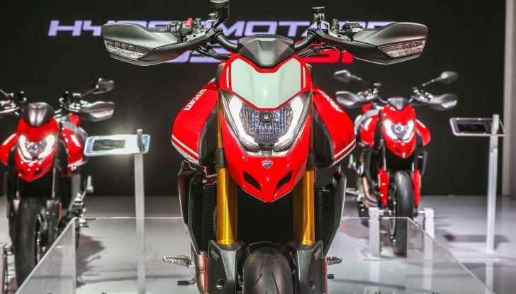 EICMA 2018, tutte le novità Ducati da Panigale V4 R alla nuova gamma 950 - Foto 22 di 33