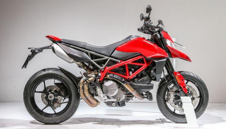 EICMA 2018, tutte le novità Ducati da Panigale V4 R alla nuova gamma 950 - Foto 20 di 33