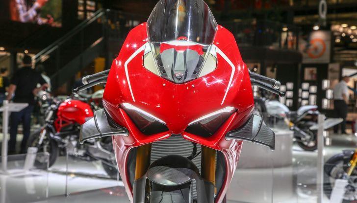EICMA 2018, tutte le novità Ducati da Panigale V4 R alla nuova gamma 950 - Foto 1 di 33