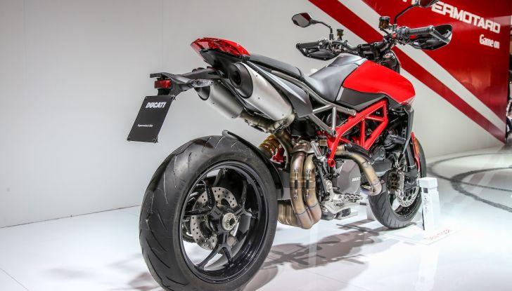 EICMA 2018, tutte le novità Ducati da Panigale V4 R alla nuova gamma 950 - Foto 19 di 33