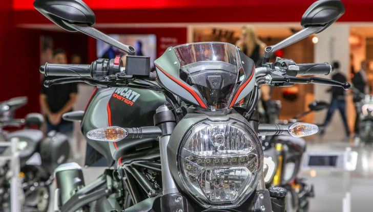 EICMA 2018, tutte le novità Ducati da Panigale V4 R alla nuova gamma 950 - Foto 15 di 33