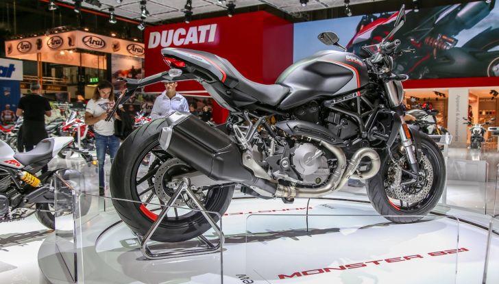 EICMA 2018, tutte le novità Ducati da Panigale V4 R alla nuova gamma 950 - Foto 13 di 33