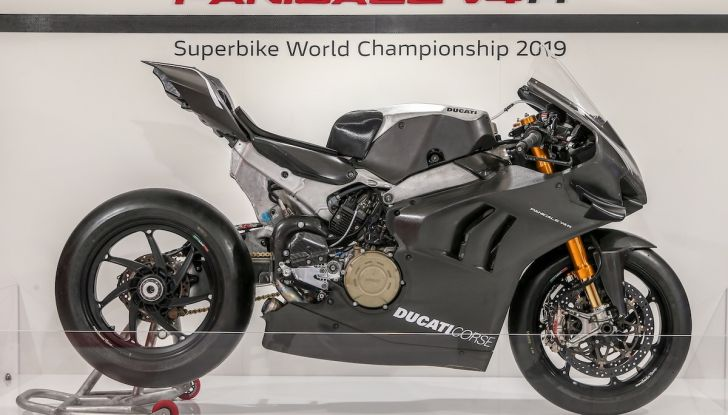 EICMA 2018, tutte le novità Ducati da Panigale V4 R alla nuova gamma 950 - Foto 12 di 33
