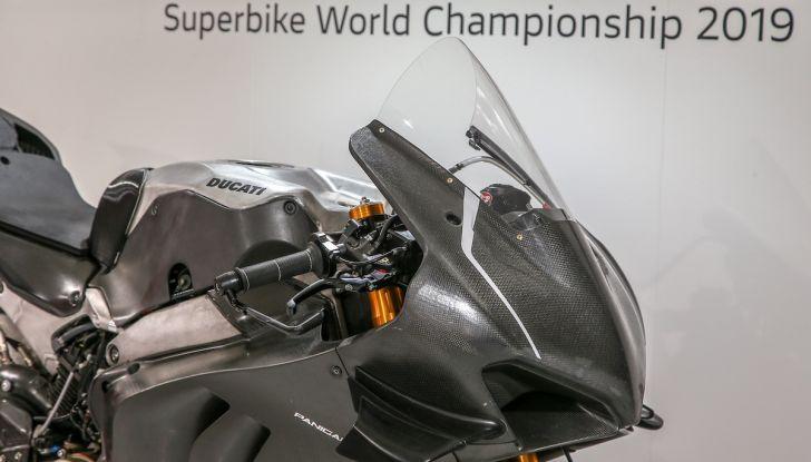 EICMA 2018, tutte le novità Ducati da Panigale V4 R alla nuova gamma 950 - Foto 11 di 33