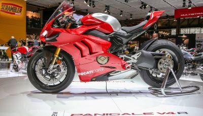 EICMA 2018, tutte le novità Ducati da Panigale V4 R alla nuova gamma 950