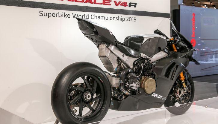 EICMA 2018, tutte le novità Ducati da Panigale V4 R alla nuova gamma 950 - Foto 5 di 33