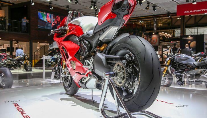 EICMA 2018, tutte le novità Ducati da Panigale V4 R alla nuova gamma 950 - Foto 2 di 33