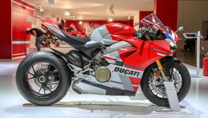 EICMA 2018, tutte le novità Ducati da Panigale V4 R alla nuova gamma 950 - Foto 33 di 33