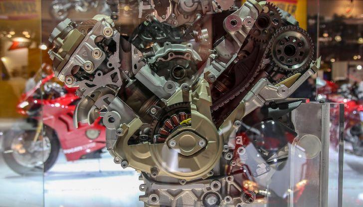 EICMA 2018, tutte le novità Ducati da Panigale V4 R alla nuova gamma 950 - Foto 32 di 33